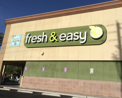 Fresh & Easy Really is Fresh and Easy #FreshandEasy