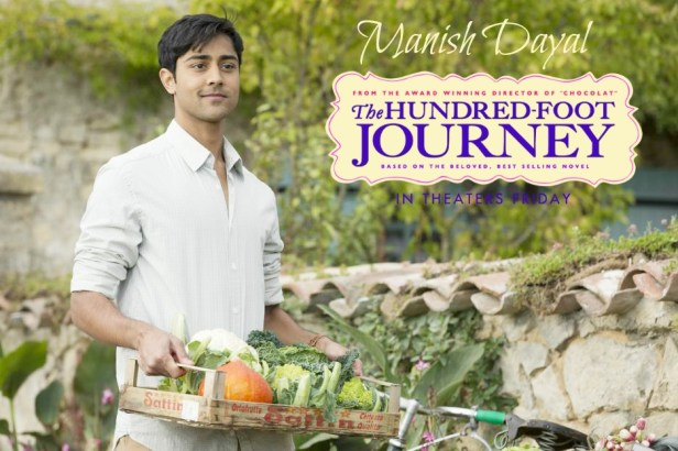 Manish Dayal Interview | The Hundred Foot Journey #TheHundredFootJourneyEvent