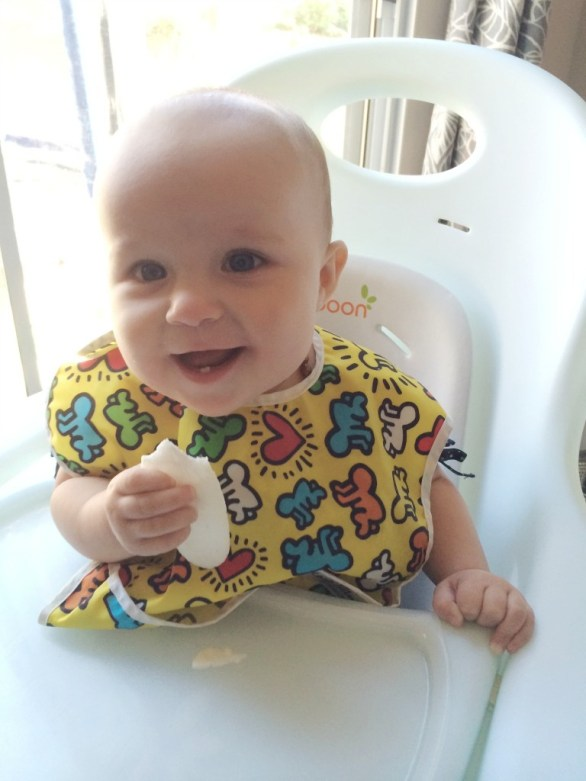 Teething Biscuits for Babies: Mum Mum Review