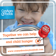 Families Can Help Take Action Against Child Hunger