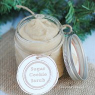Last Minute Handmade Gift Idea | Sugar Cookie Scrub