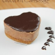 Chocolate Cheesecake Hearts Recipe