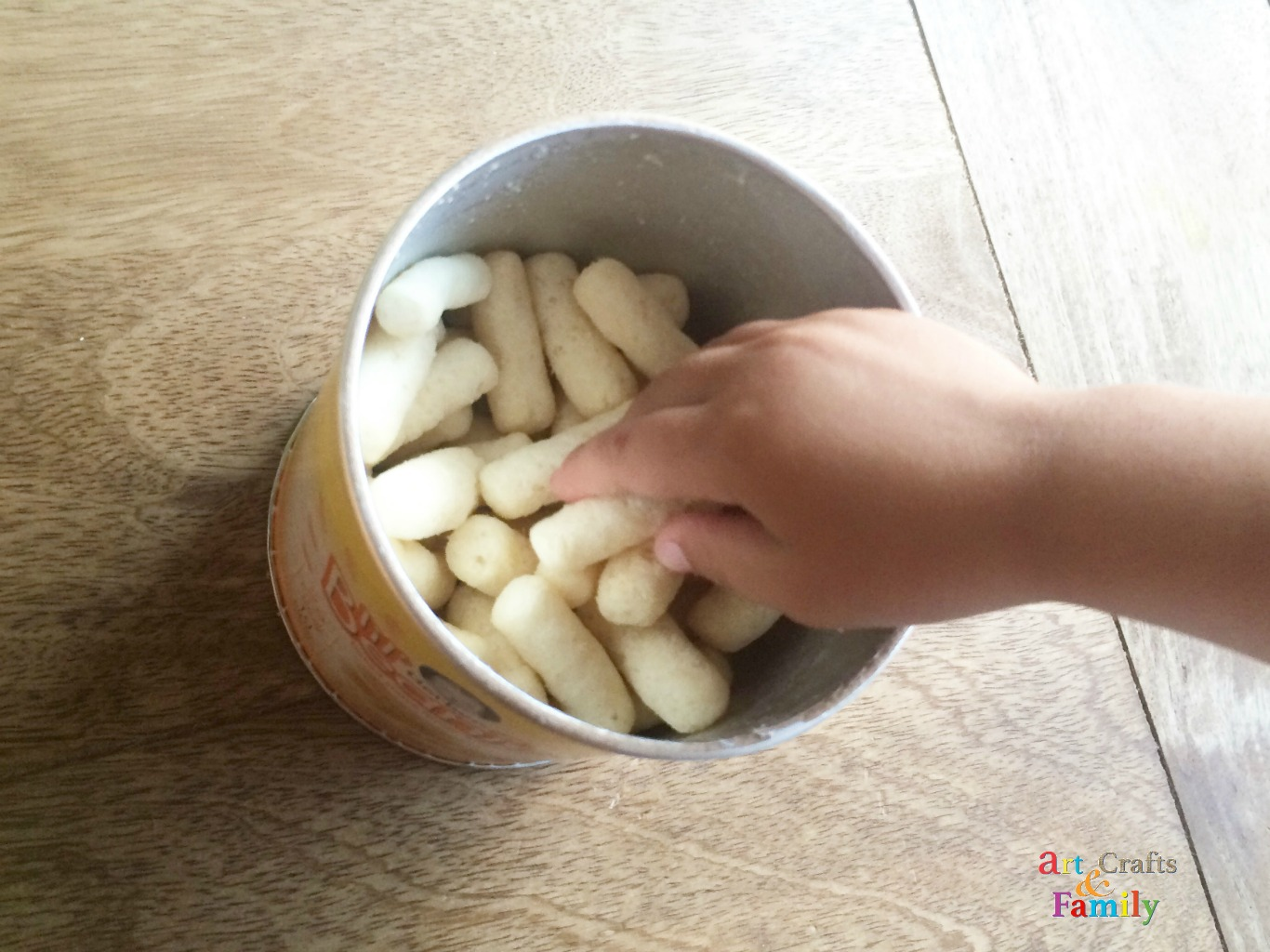 Healthy On the Go Snack for Toddlers