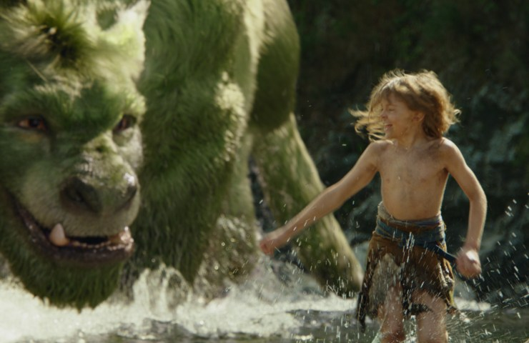 I Do Believe in Dragons | Disney's Pete's Dragon Movie Review
