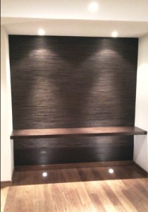 In House Cut & Paste cabinet Refacing Projects...