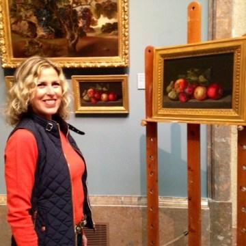 Ana Gulias_Museo_del_Prado_Bodegon_trampantojo