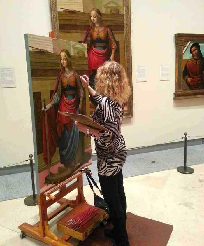 Yañez_Almedina_ana_gulias_museo_del_prado_santa_catalina