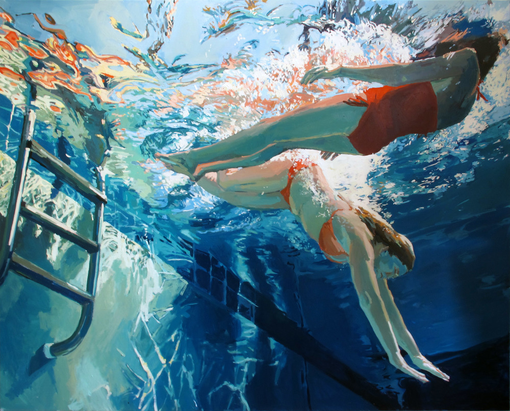 Dive_in_float_samantha_french_pinturas_acuaticas