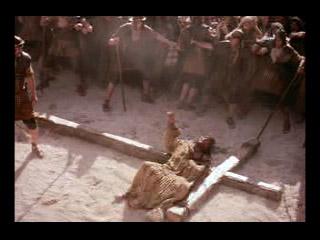 Jesús cae por primera vez.