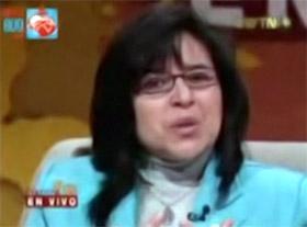 Coversión de Amparo Medina de Comunista y Proabortista a Católica Pro Vida