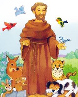 El Hermano de Asís - Padre Ignacio Larrañaga