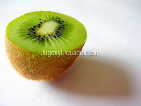 Licuado de Kiwi, Mango, Soya, Yogurth y Miel para un Corazón Saludable