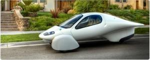 Aptera Car exterior
