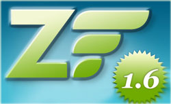 Zend Framework 1.6