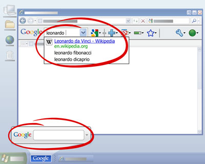 Google Toolbar 6 beta