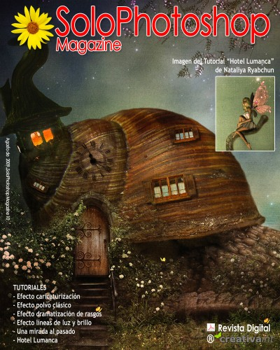 SoloPhotoshop Magazine 10