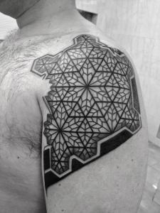 Pedro Contessoto - geometrico