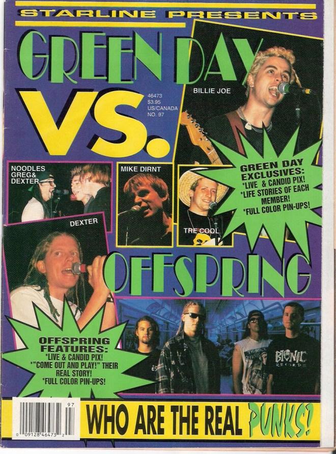 GreenDay x Offspring