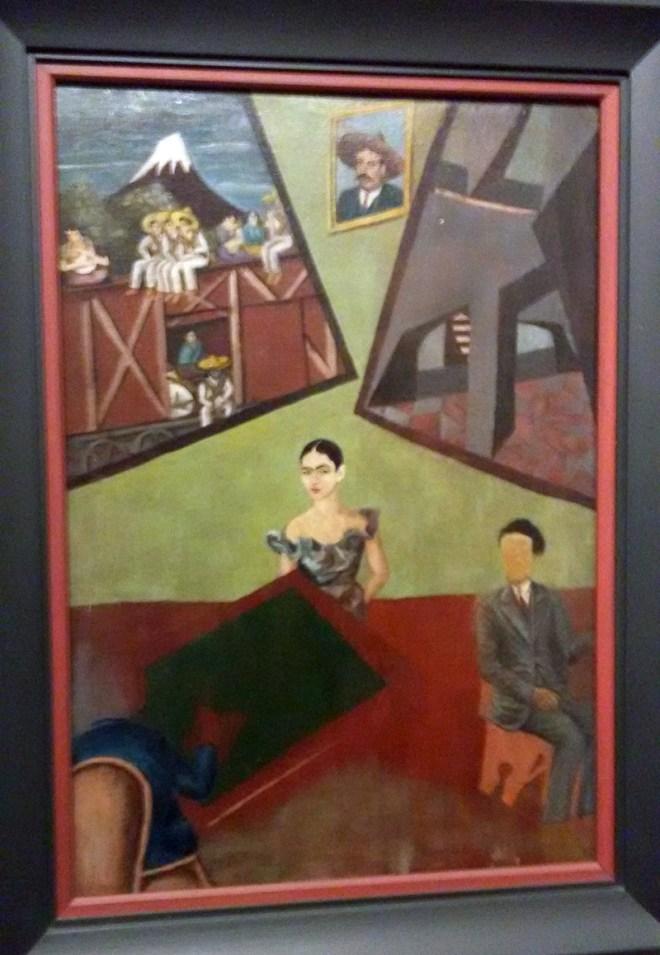 Frida Kahlo - Pancho Villa e Adelita, 1927
