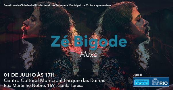 Fluxo - show Paque das Ruínas