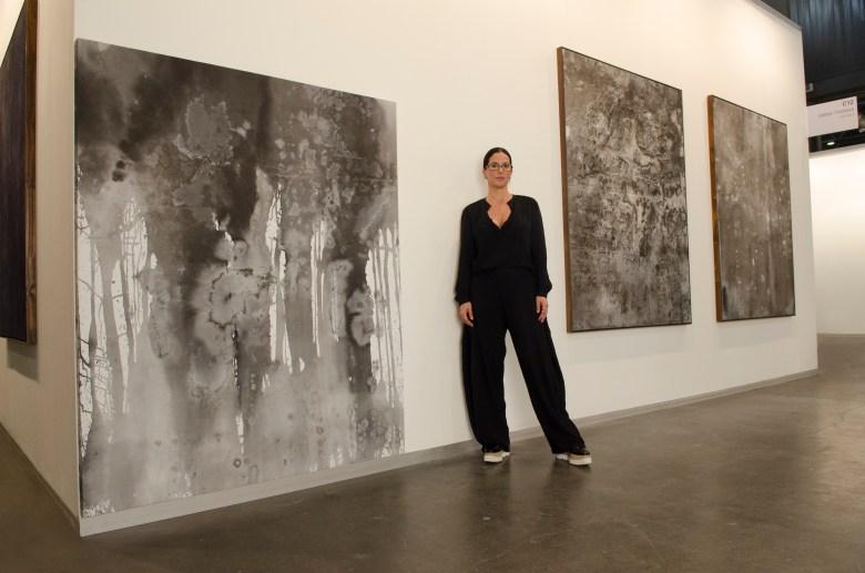 Paula Klien e 4 trabalhos na ArteBA 2