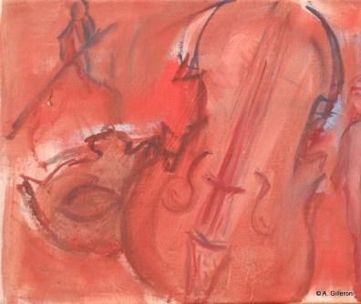 H29 - Violon solo (27 x 35 cm)