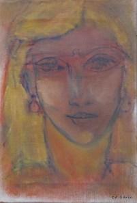 H65 (réservé) - Blond Vénitien (34 x 24 cm)
