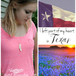I Left Part of My Heart in Texas