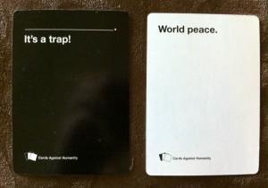 Trap -- World Peace