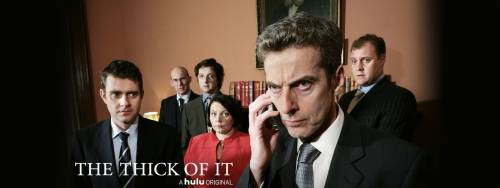 British Comedies: The Thick of It