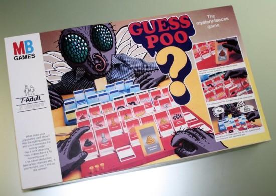 Guess Poo