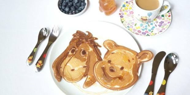 winnie the pooh pancake