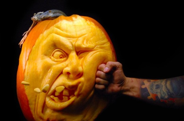 Awesome pumpkin carvings to try this halloween article cats