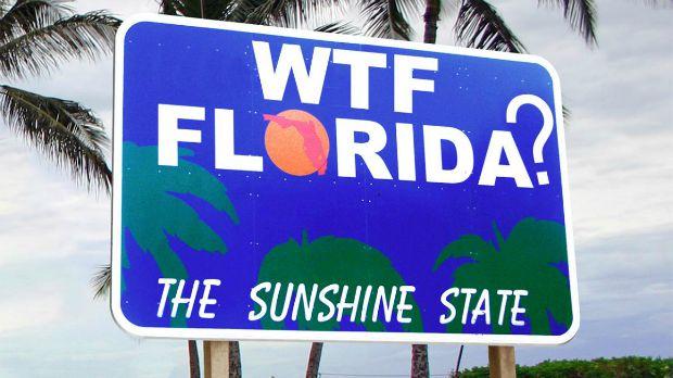 wtf florida sign