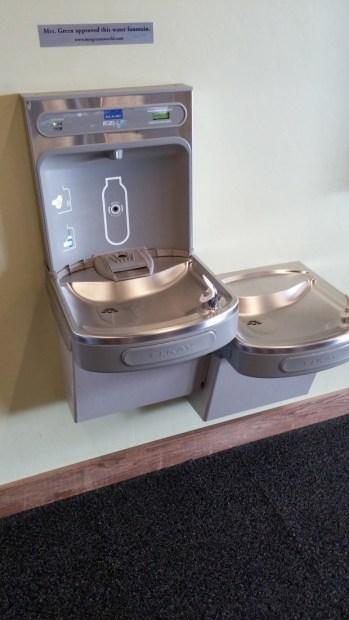 hydration station