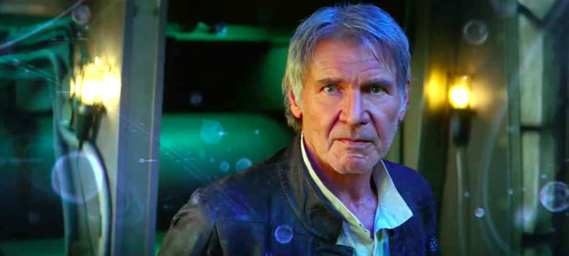 Are You Ready For The New Star Wars: The Force Awakens Trailer?