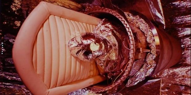 Cryonaut: Preservation capsule
