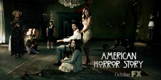 golden globe awards: American Horror Story Hotel