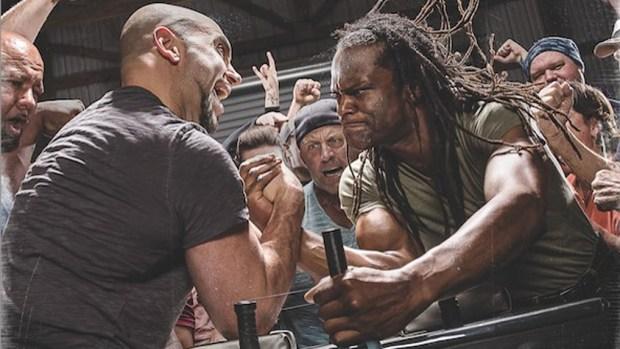 Arm Wrestling World