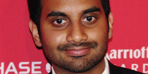 golden globe awards: Aziz Ansari was robbed.