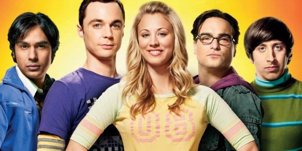 pirated shows: The Big Bang Theory