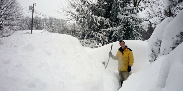 Coldest states: Vermont