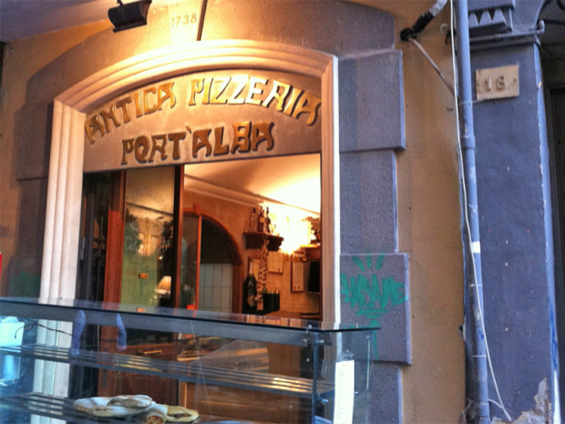 National Pizza Day: Pizzeria Port'Alba, Naples, Italy