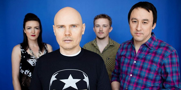 Smashing Pumpkins 2016