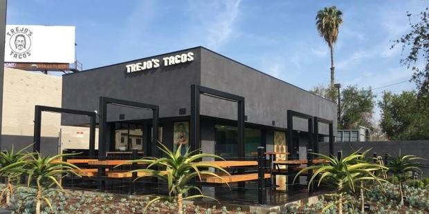 Trejo's Tacos Facebook