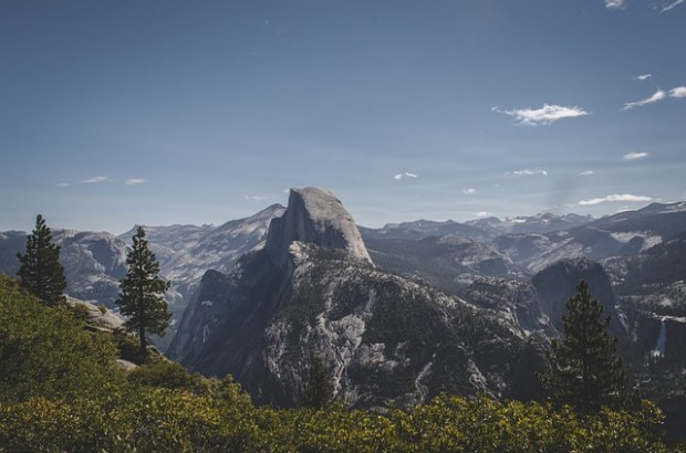 Photo of Half Dome at Yosemite National Park
