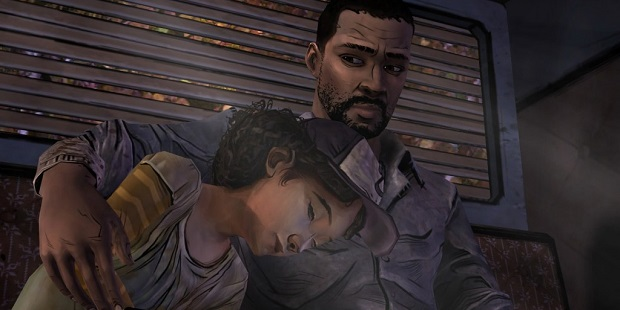 Are video games art The Walking Dead game season 1