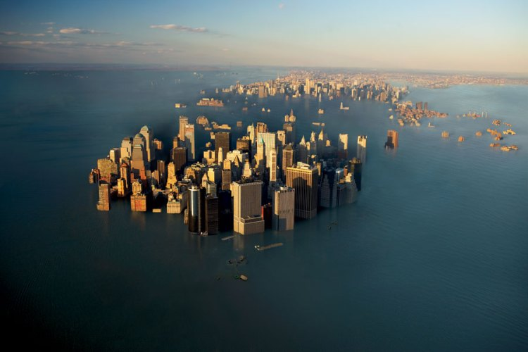 Manhattan Underwater