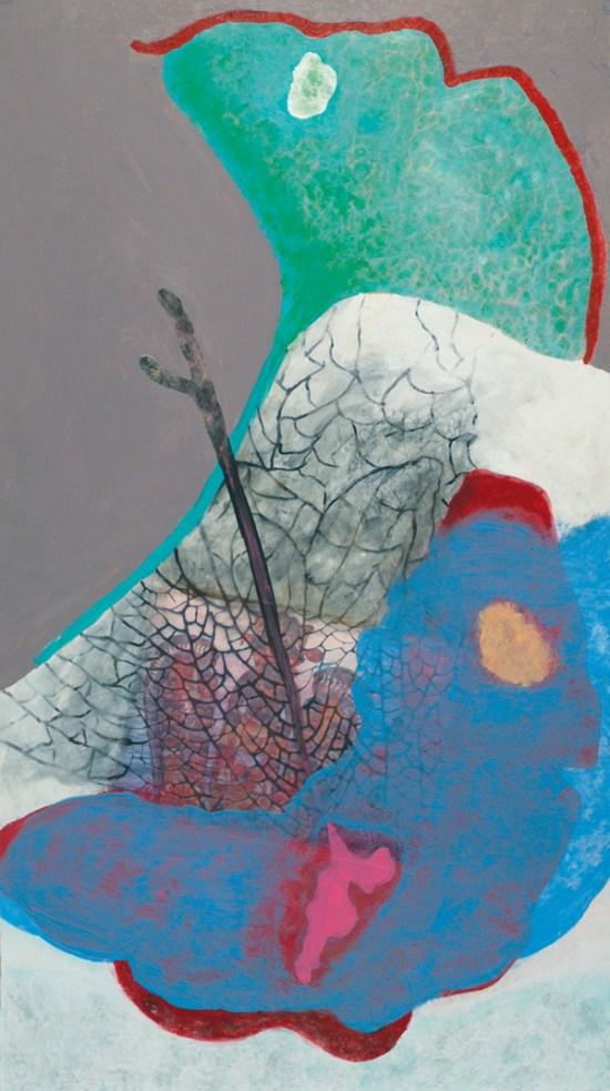 2010, Gorgonian, 46x26