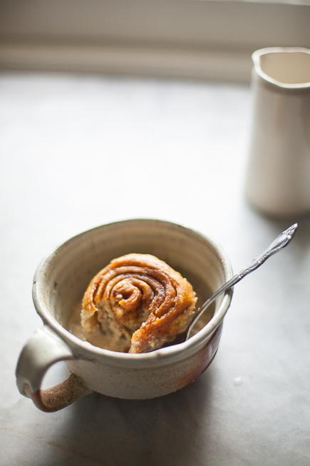 caramel rolls bread pudding | Breadin5 (1 of 11)